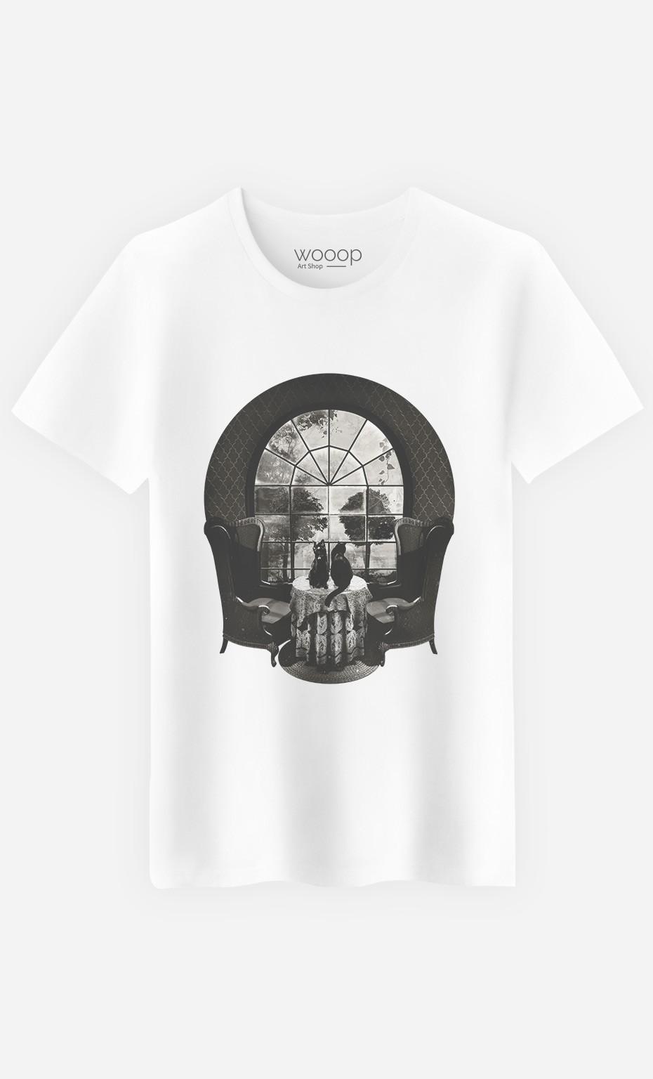 T-Shirt Manor Skull