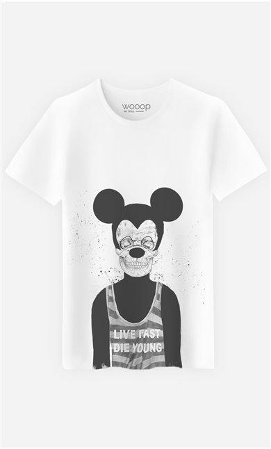 T-Shirt Dead Mouse