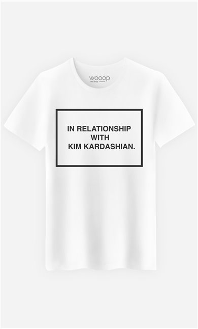 T-Shirt With Kim Kardashian