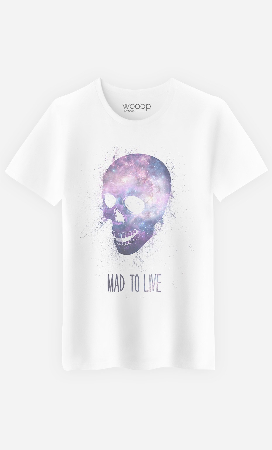 T-Shirt Mad To Live
