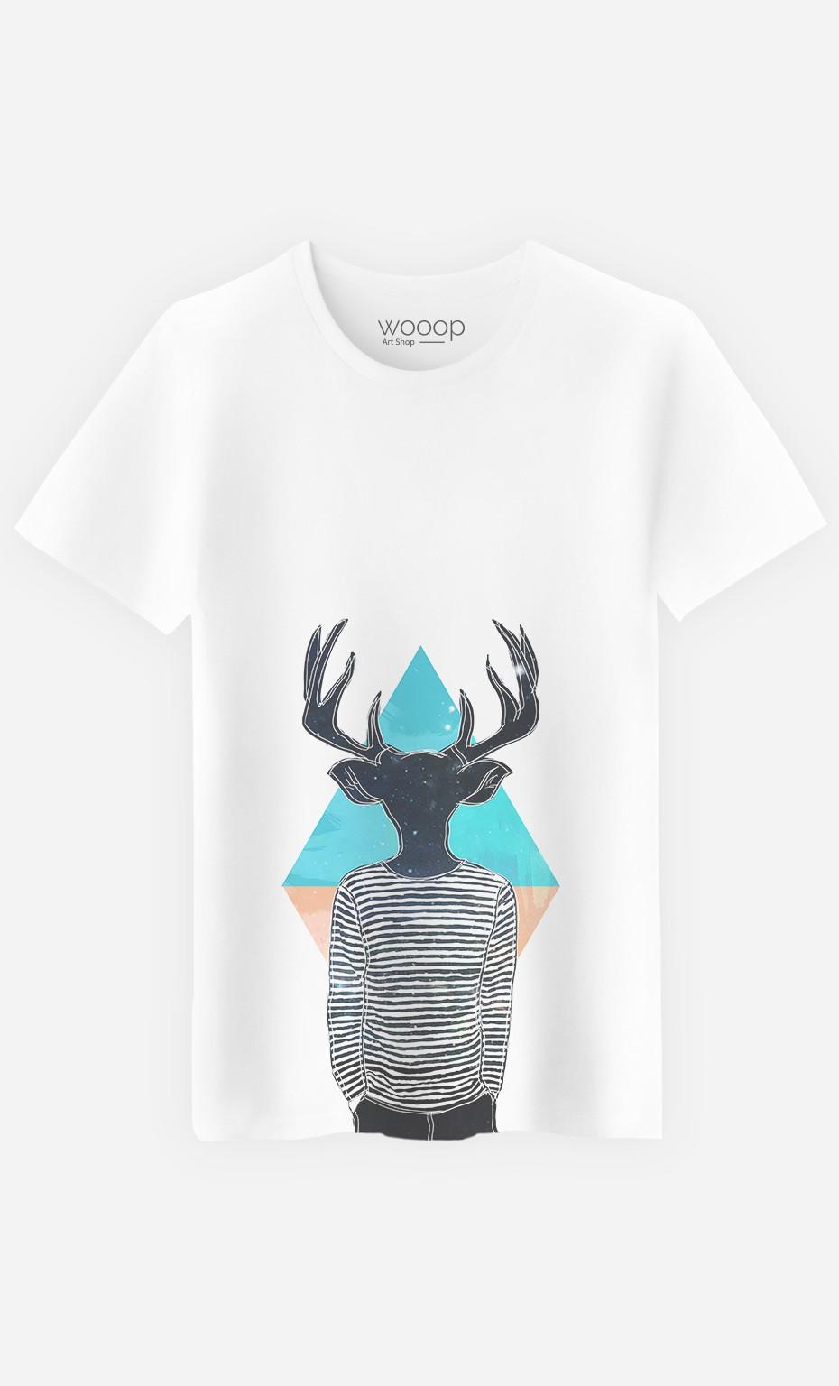 T-Shirt Relaxed Deer