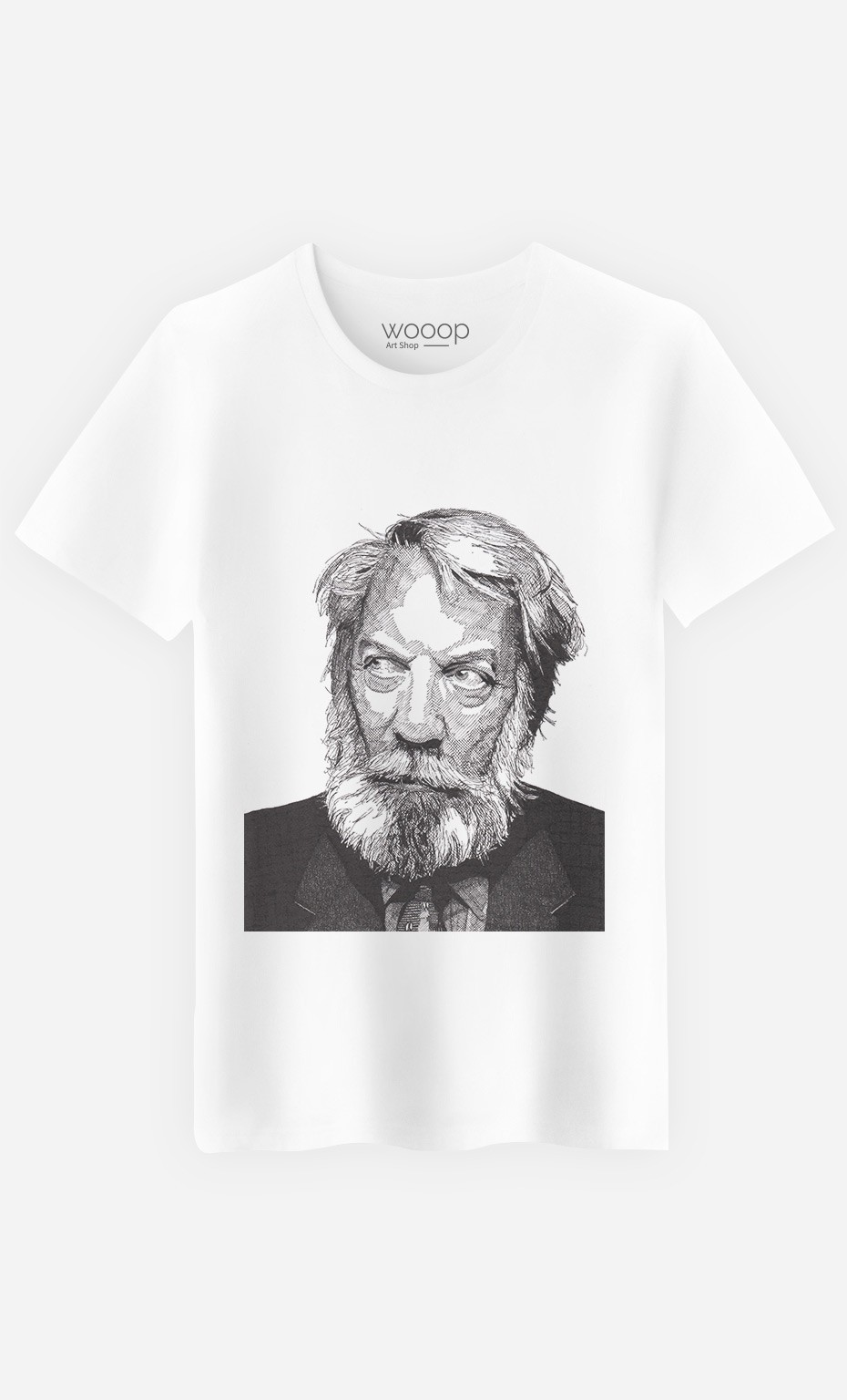 T-Shirt Donald Sutherland