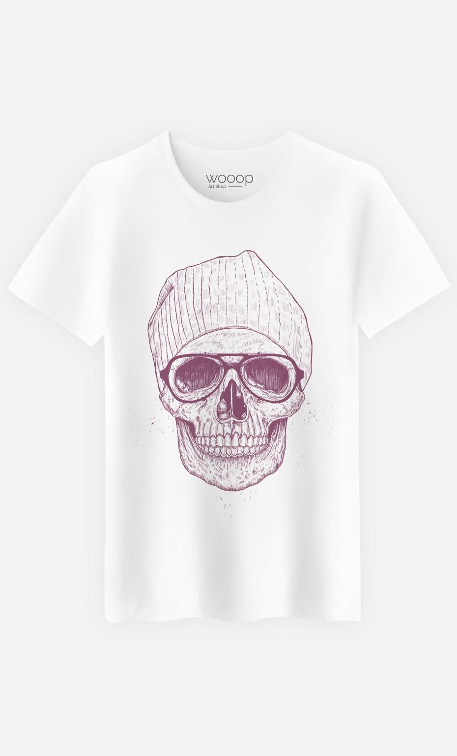 T-Shirt Cool Skull