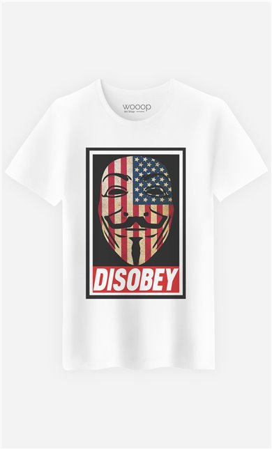 T-Shirt Disobey