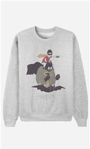 Sweatshirt Batman & Robin