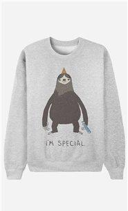 Sweatshirt Sloth Light