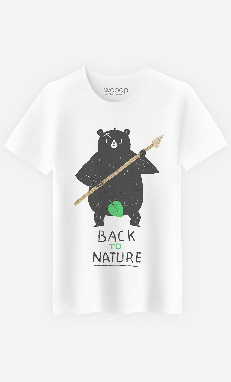 T-Shirt Back to Nature