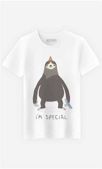 T-Shirt Sloth Light