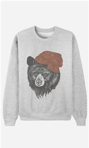 Sweatshirt Bear