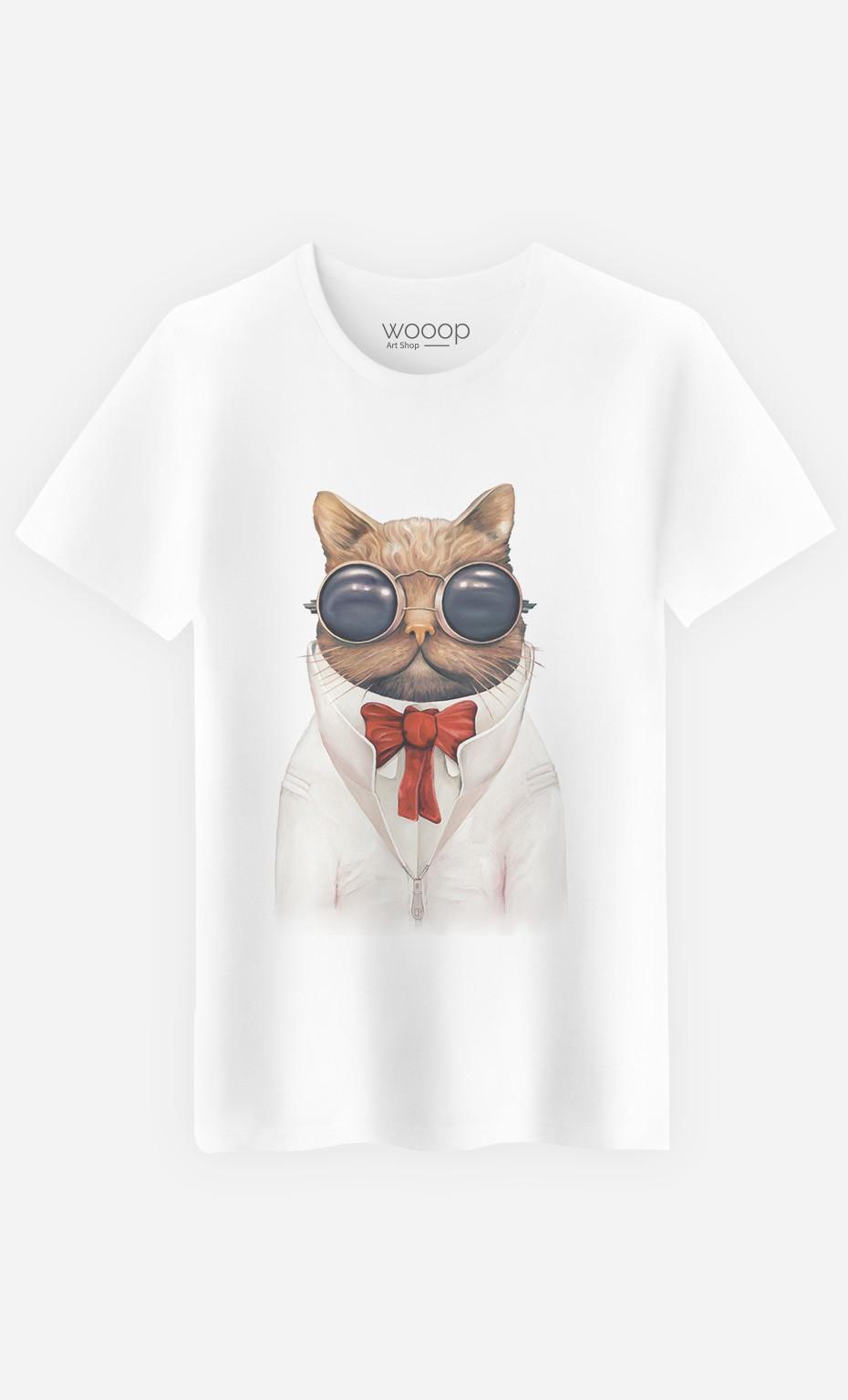 T-Shirt Astro Cat