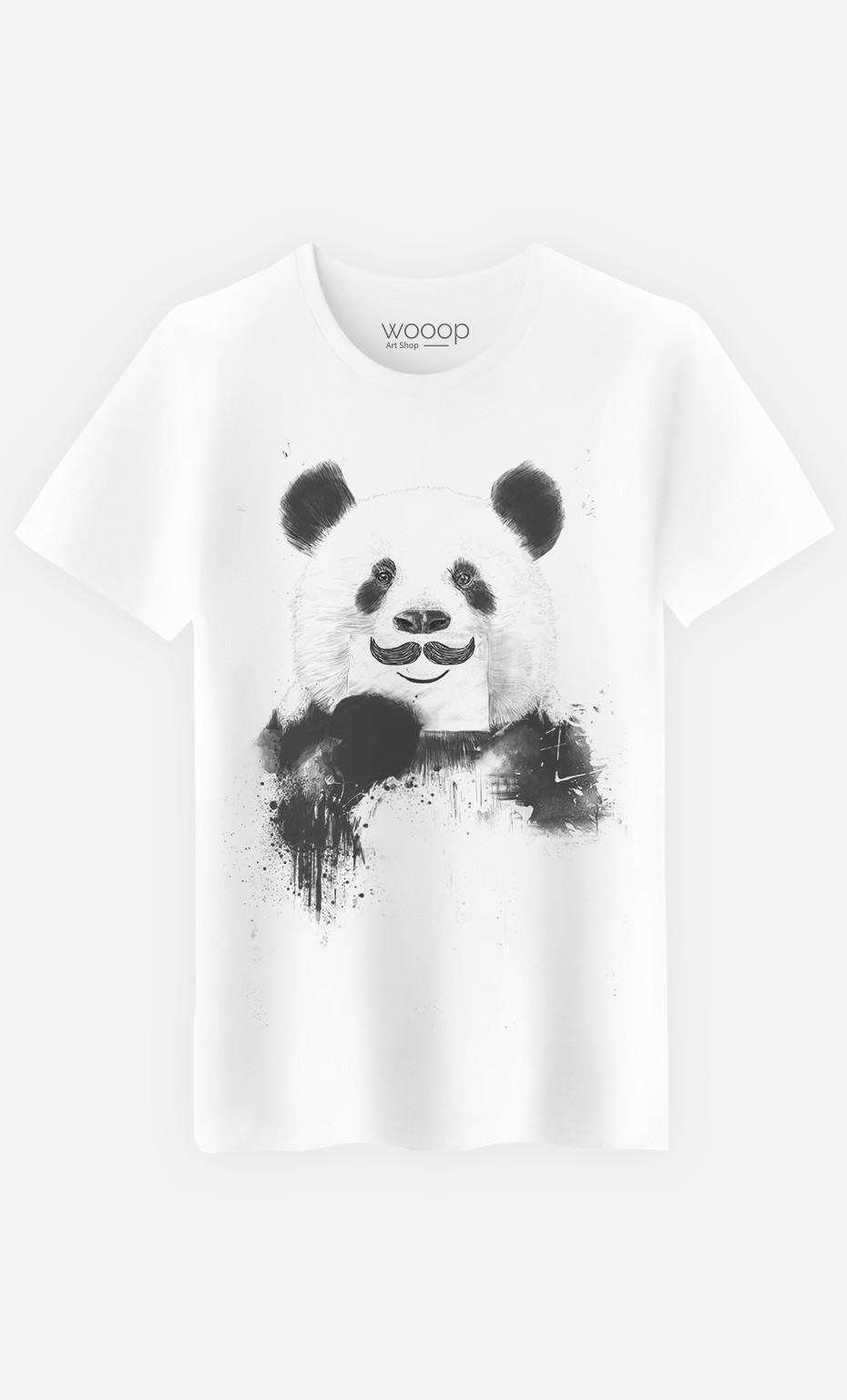 T-Shirt Funny Panda