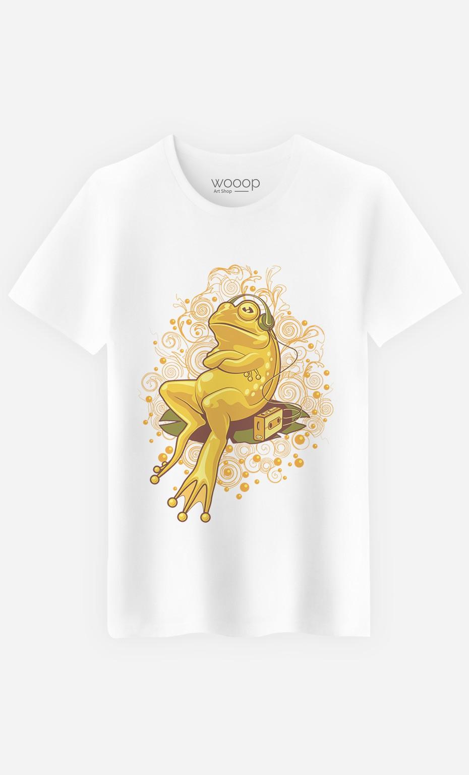 T-Shirt Froggie Relax Mode