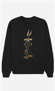 Black Sweatshirt Overboard Coyote