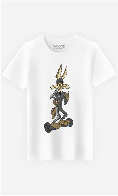 T-Shirt Overboard Coyote