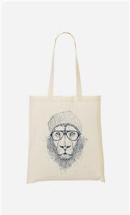 Tote Bag Cool Lion