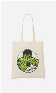 Tote Bag Hulk