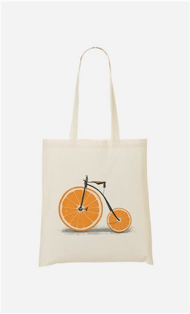 Tote Bag Vitamin