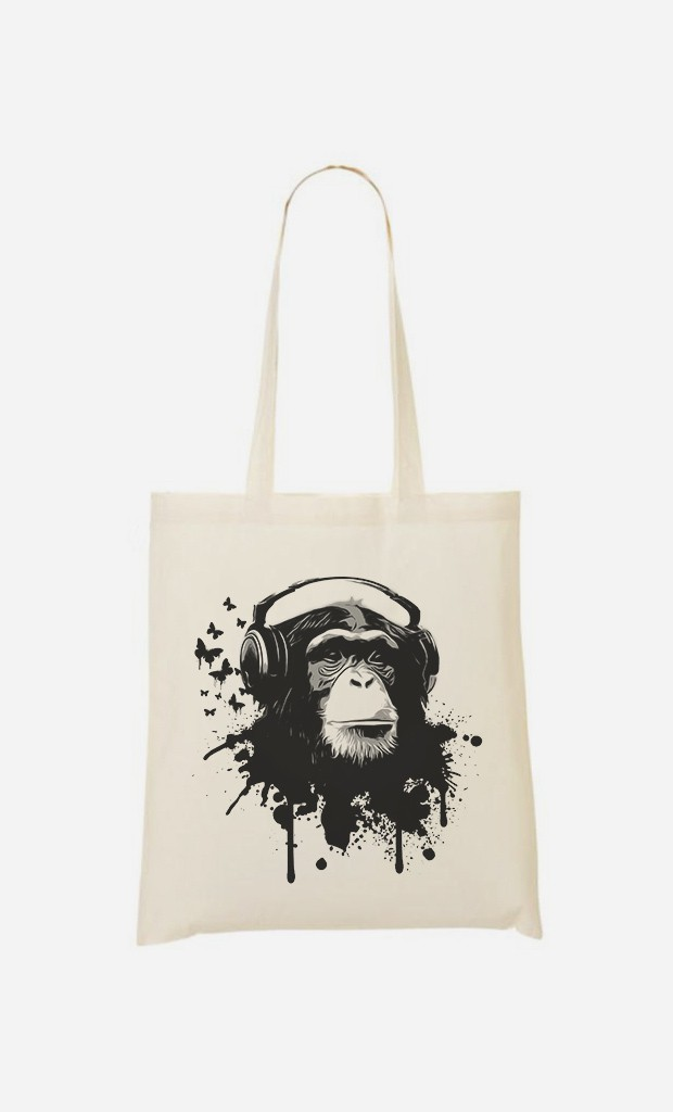 Tote Bag Creative Monkey
