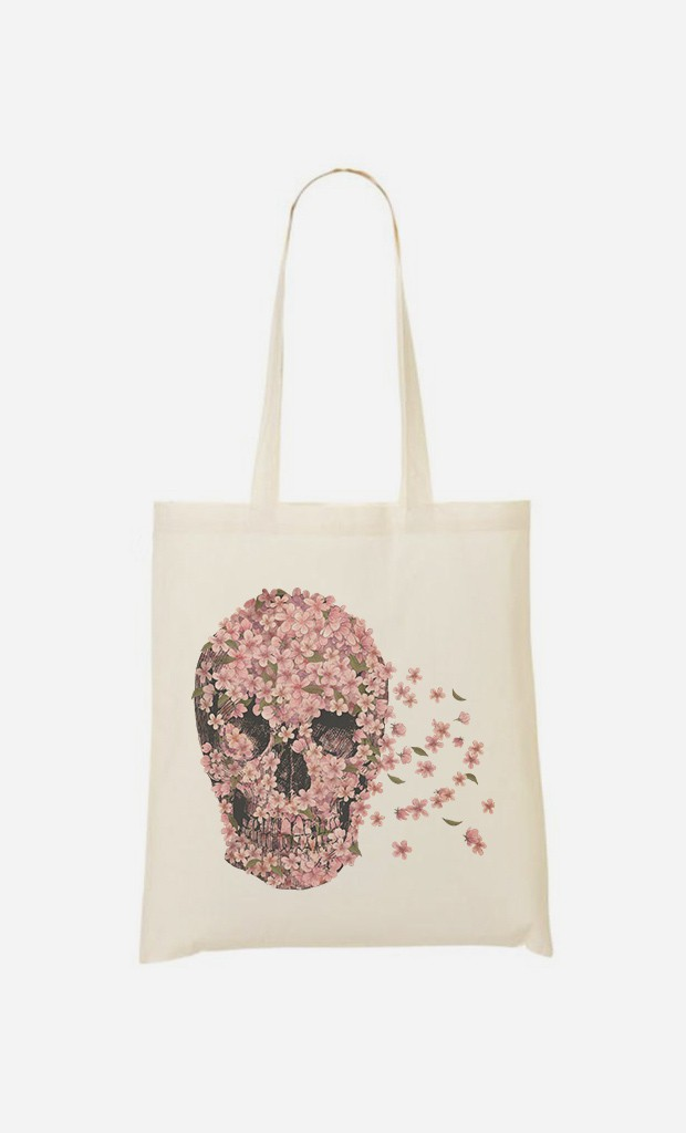Tote Bag Beautiful Death