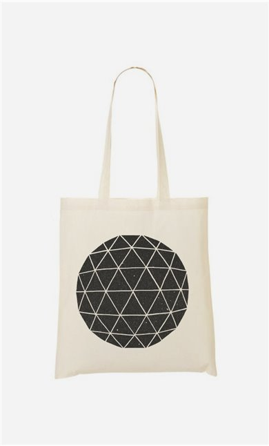 Tote Bag Geodesic