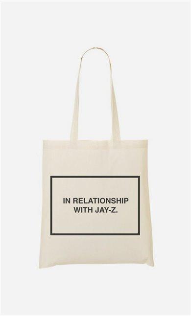 Tote Bag With Jay-Z