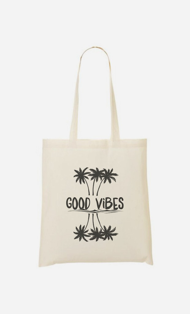 Tote Bag Good Vibes