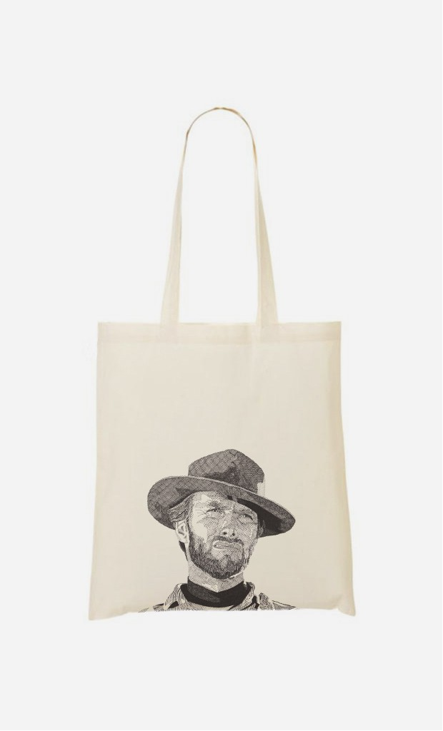 Tote Bag The Man With No Name