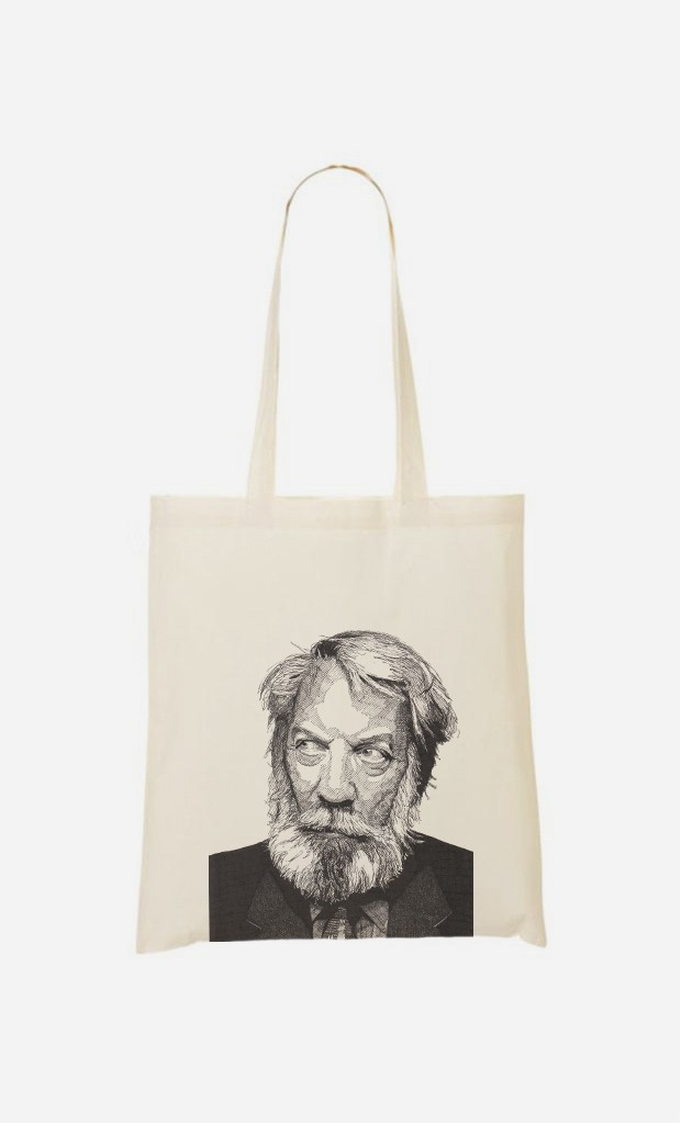 Tote Bag Donald Sutherland
