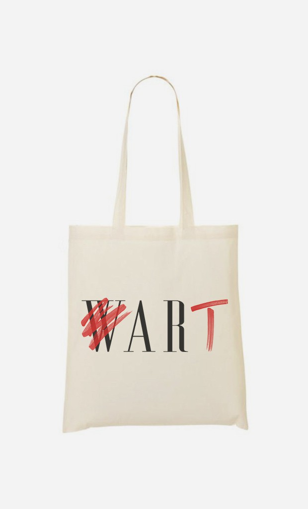 Tote Bag W Art