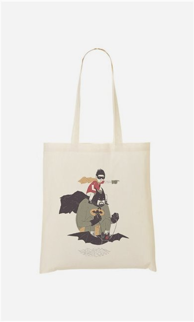 Tote Bag Batman & Robin