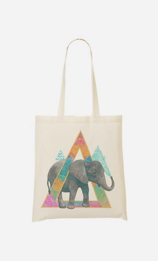 Tote Bag Elephant