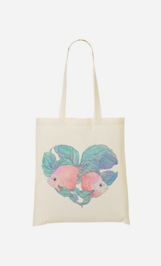 Tote Bag Fishes