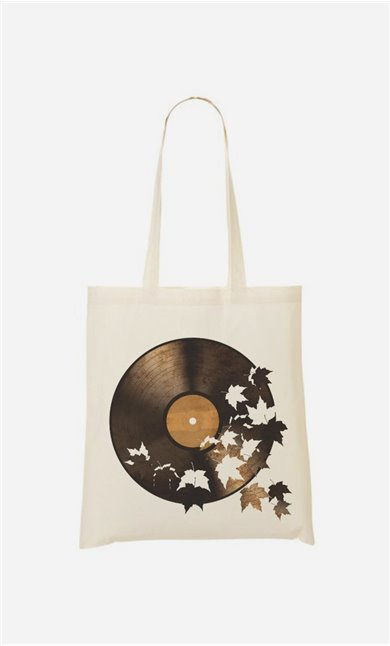 Tote Bag Autumn Song