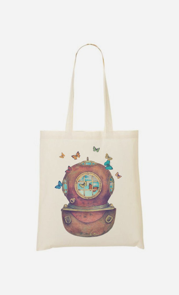 Tote Bag Inner Space