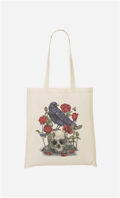Tote Bag Memento Mori