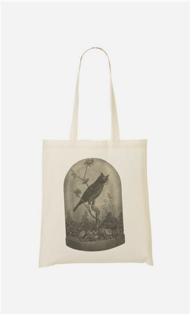 Tote Bag The Curiosity
