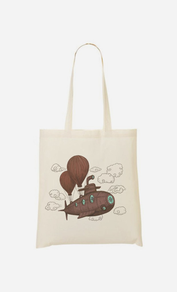 Tote Bag The Fantastic Voyage