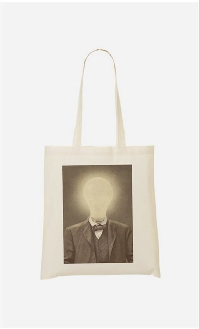 Tote Bag The Idea Man
