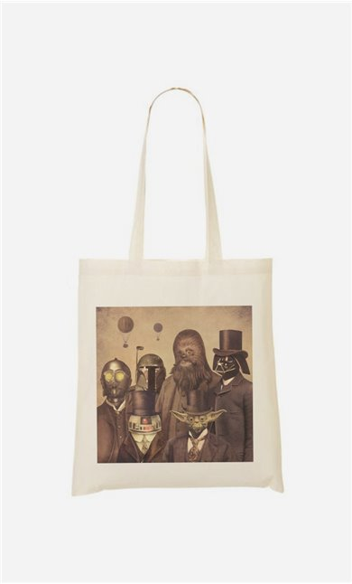 Tote Bag Victorian Wars