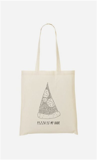 Tote Bag Pizza