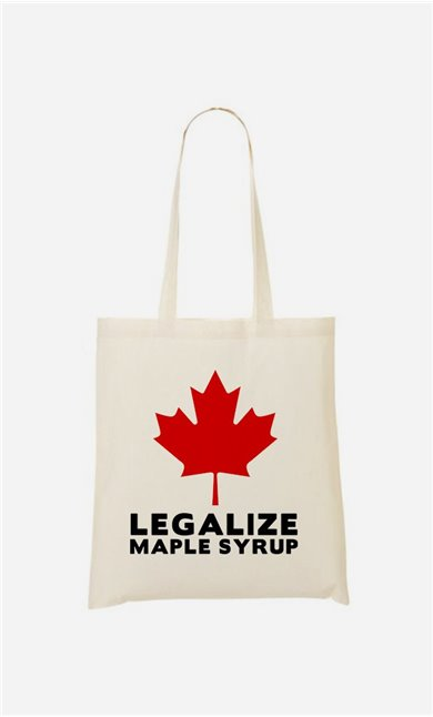 Tote Bag Canada Legalized
