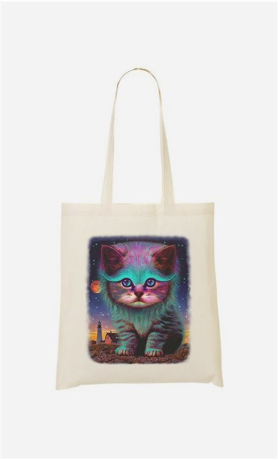 Tote Bag Kitty