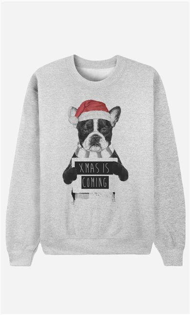 Sweatshirt Xmas is Coming