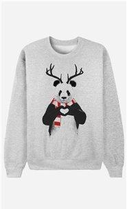 Sweatshirt Xmas Panda