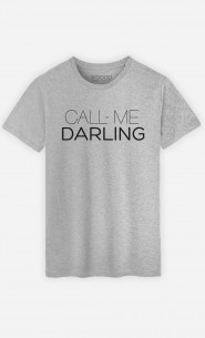 T-Shirt Call Me Darling