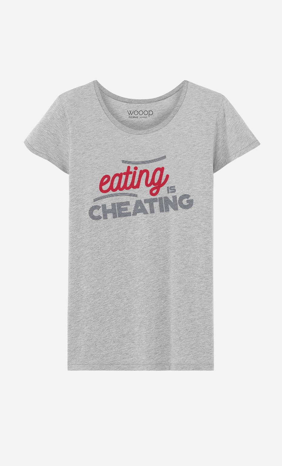 T-Shirt Eating Is Cheating
