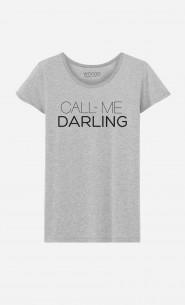 T-Shirt Call Me Darling