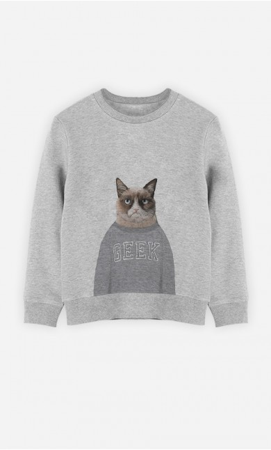 Sweatshirt Grumpy Cat