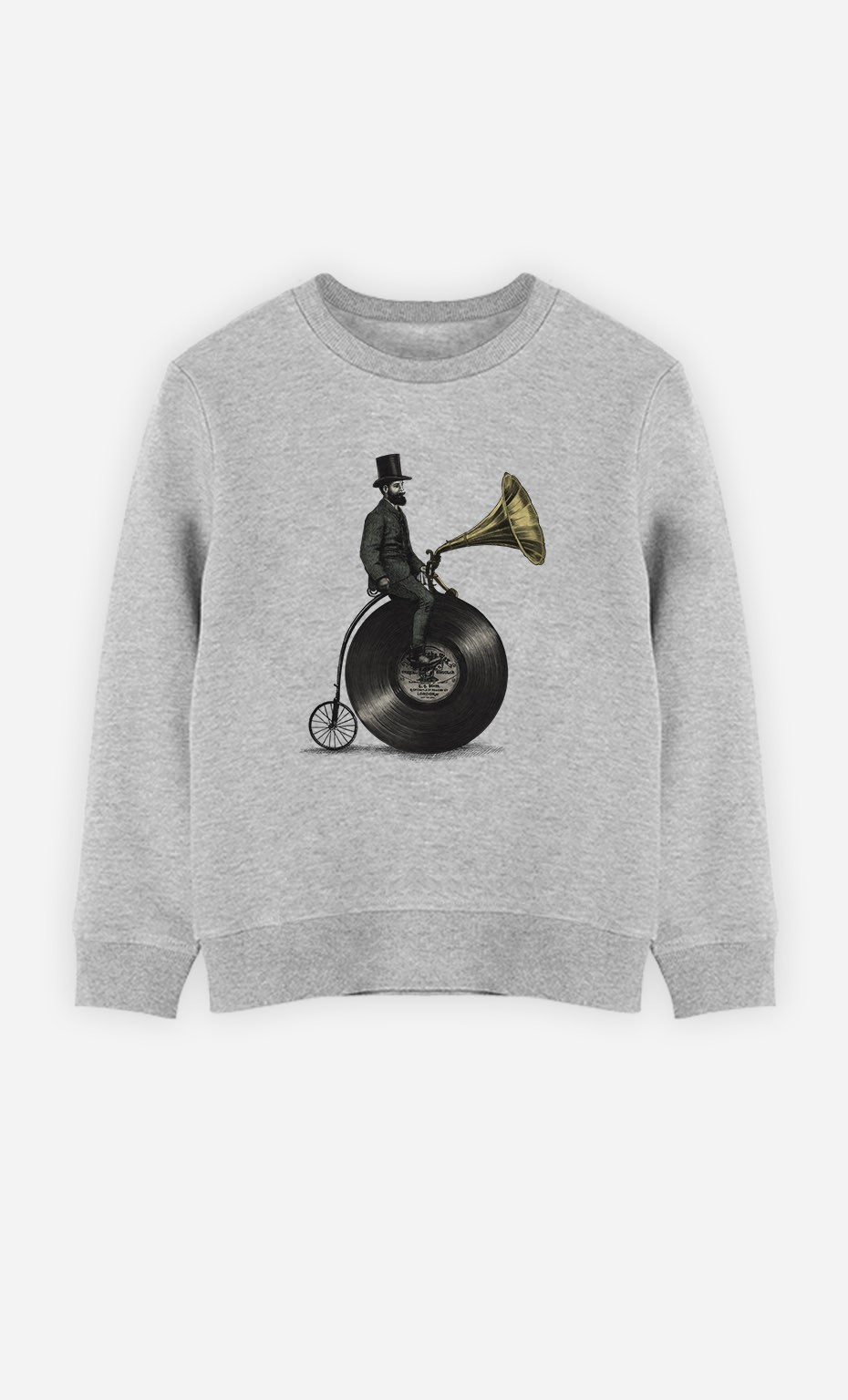 Sweatshirt Music Man
