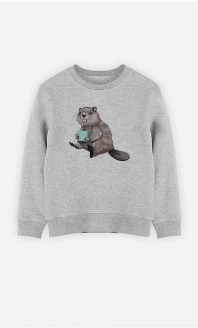 Sweatshirt Beaver